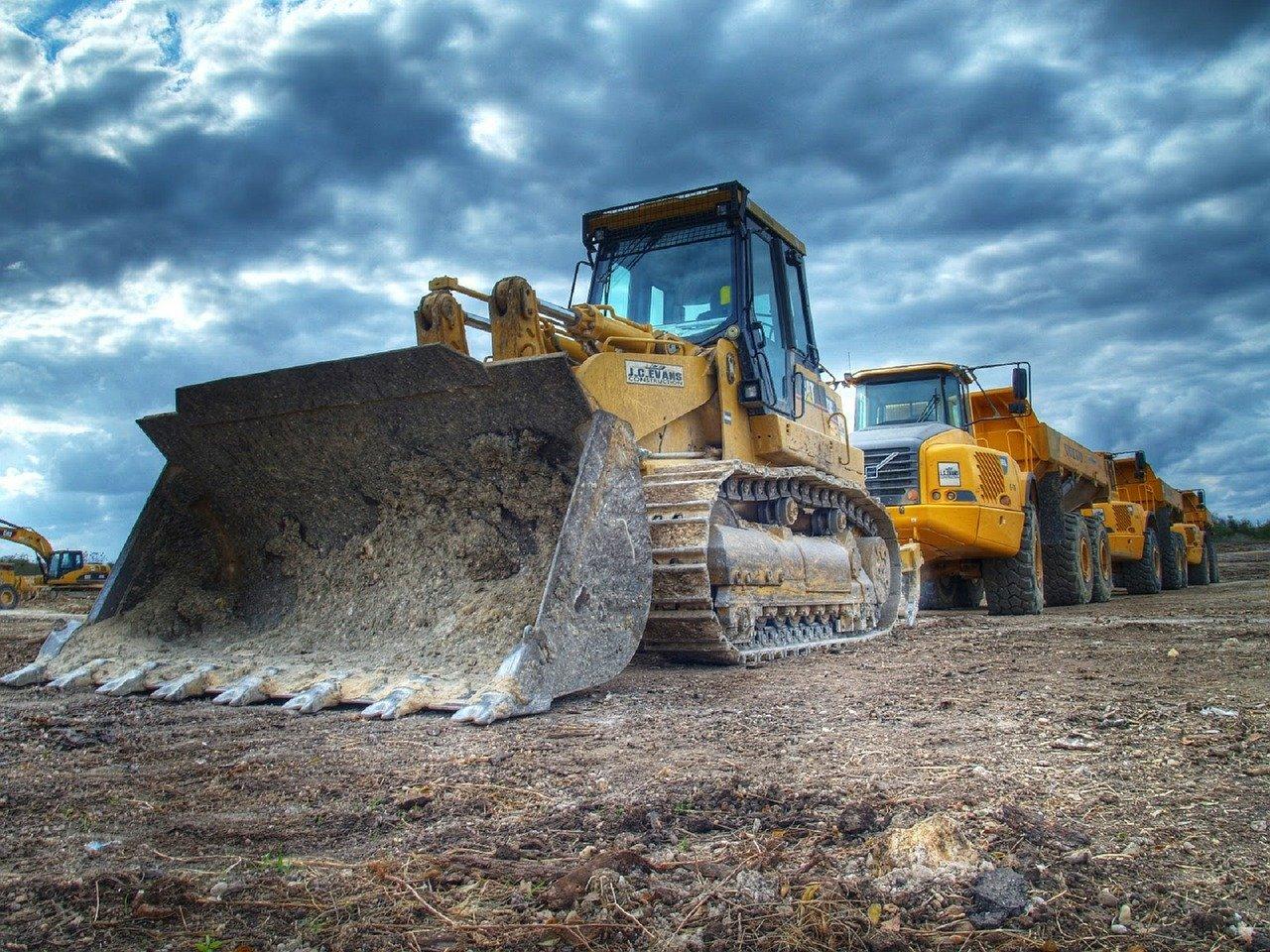 Korzyści z wynajmowania sprzętu budowlanego